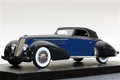 1934 Duesenberg J Graber Cabriolet 1 24