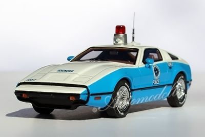 1974 Bricklin Sv1 Standard Edition For Scottsdale Police